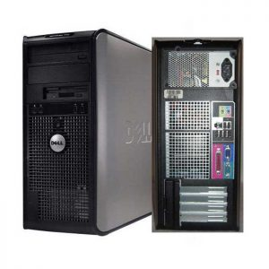 втора употреба Dell-780-tower