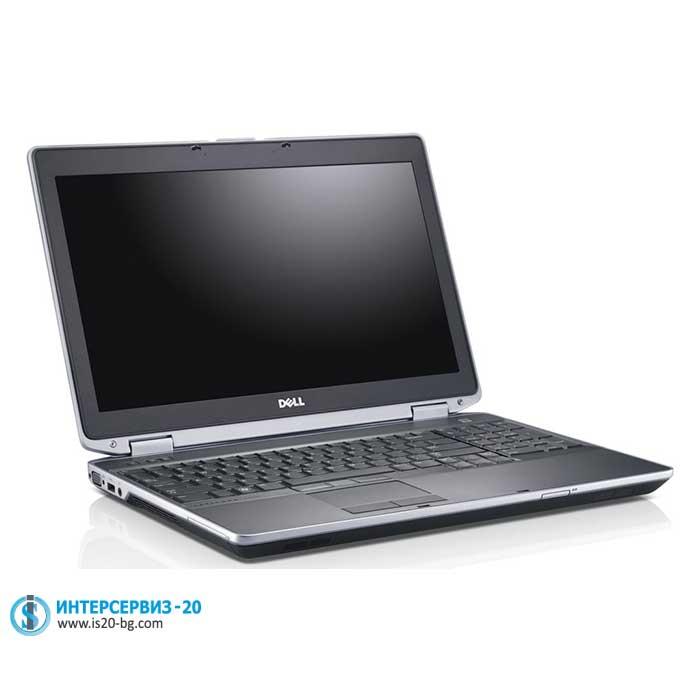 втора ръка лаптоп Dell-E6530