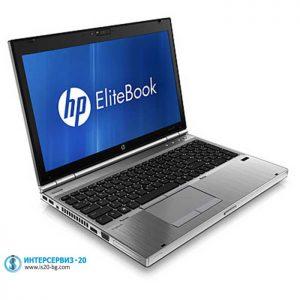 бизнес лаптоп HP-Elitebook-8570p