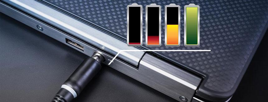 съвета за удължаване живот на батерията на лаптопа