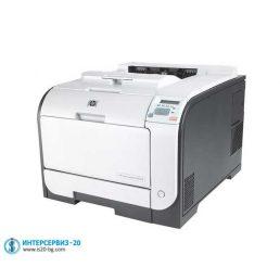 употребяван цветен лазерен принтер HP-Colour-LaserJet-CP202