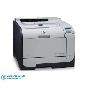 цветен принтер втора ръка HP-Colour-LaserJet-CP202