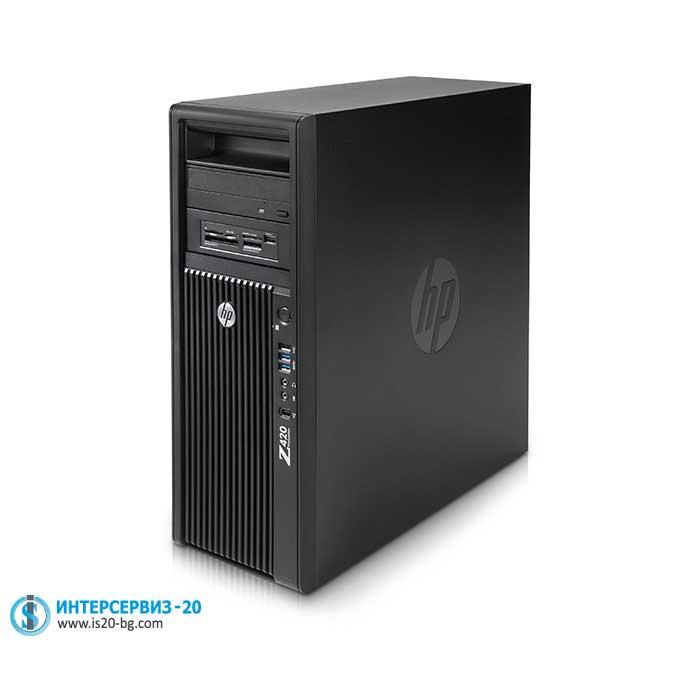 втора употреба работна станция HP-Z420