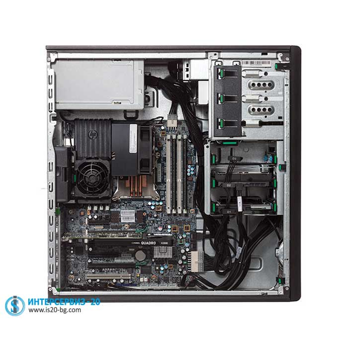 компютър втора употреба HP-Z420