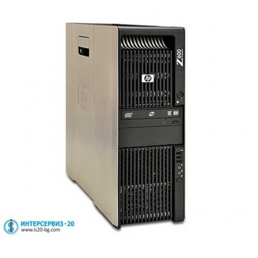 втора ръка HP-Z600-Workstation