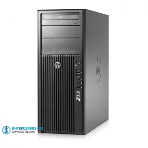употребявана работна станция HP-Z210