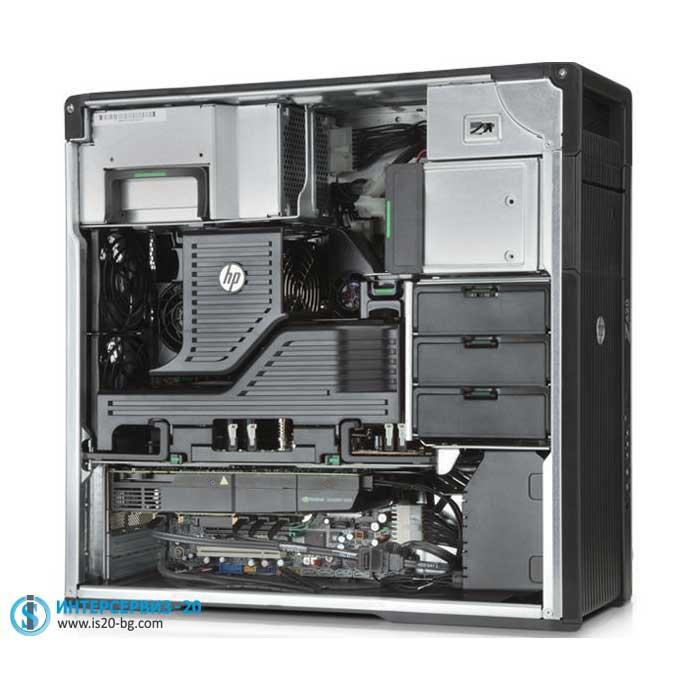 втора употреба компютър HP-Z620