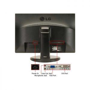 употребяван монитор LG-Flatron-E2210
