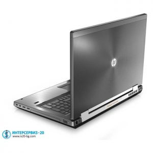 Mobile workstation hp-8770w