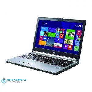 втора употтреба лаптоп fujitsu-celsius-h730