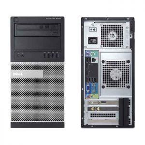 втора употреба компютър dell-9020-tower