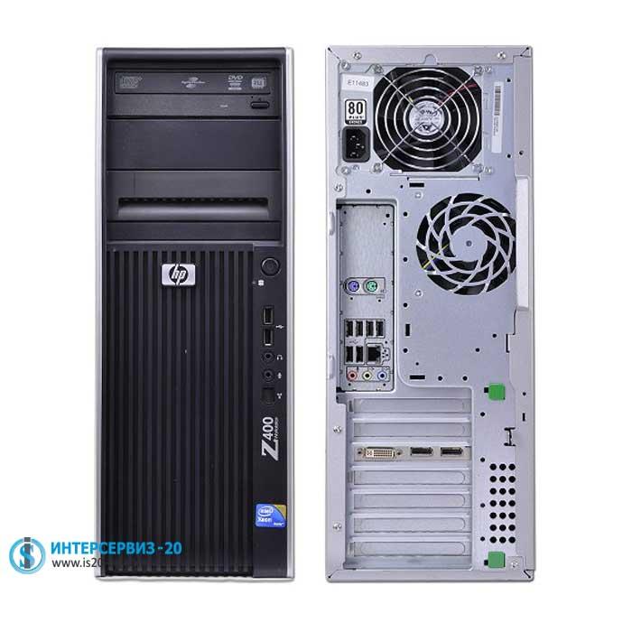 компютър втора употреба hp-z400