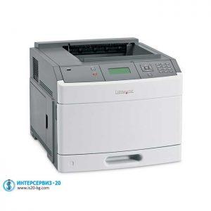 втора ръка принтер lexmark-t650n