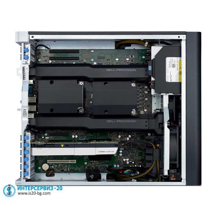 втора употреба компютър dell-t7600