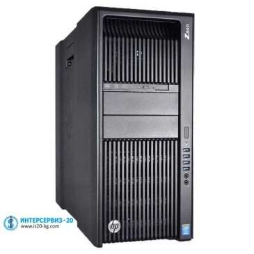 HP Z840 Workstation- 2x Octa Core+ Quadro K6000