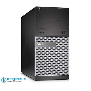 Dell Optiplex 3020 Tower- Quad Core i7-4790/3.6Ghz