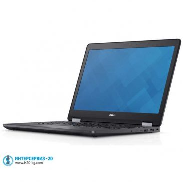 Dell Latitude E5570- Core i5-6300U/2.4Ghz, 15.6″ IPS