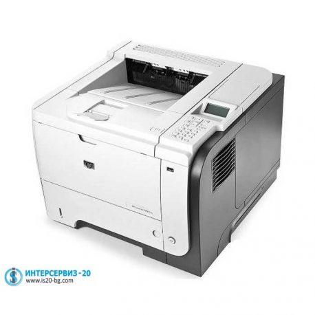 HP-LaserJet-P3015 употребяван лазерен принтер