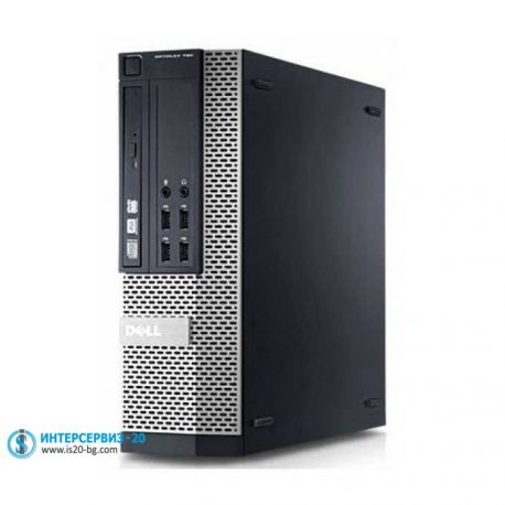 Dell-7010-SFF употребяван компютър