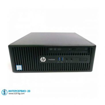 HP ProDesk 400 G3 SFF- Quad Core i5-6600/3.3Ghz, DDR4