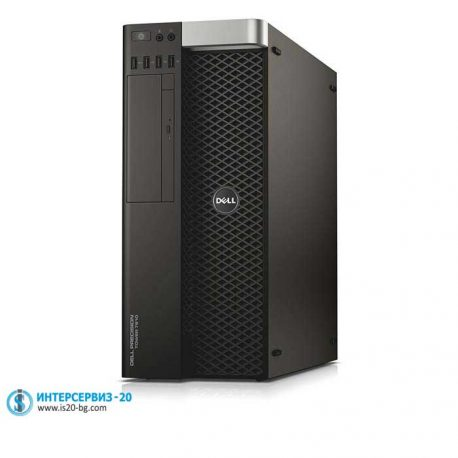 Dell-Precision-T7810 употребявана работна станция