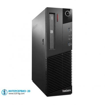 Lenovo ThinkCentre M83 SFF- Quad Core i5-4670