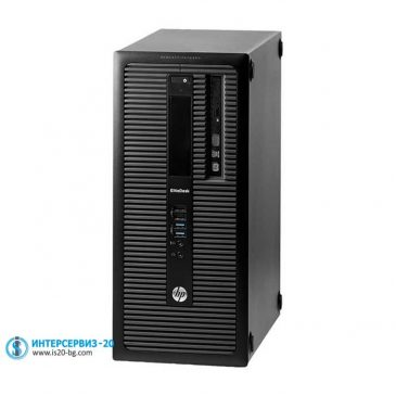HP EliteDesk 800 G2 Tower- Quad Core i5-6500, DDR4