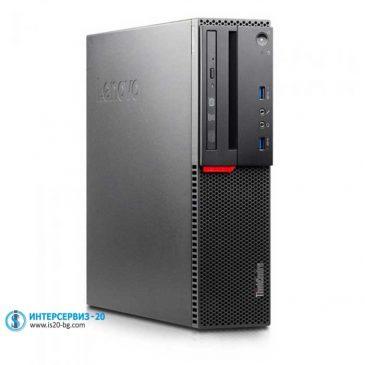 Lenovo ThinkCentre M900 SFF- Core i5-6500, 16GB, SSD