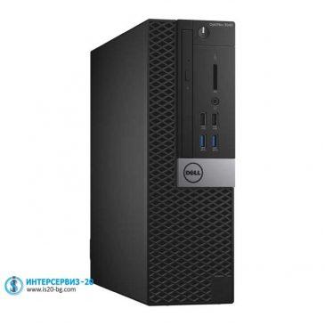 Dell Optiplex 3040 SFF- Core i7-6700/3.4, 256GB SSD